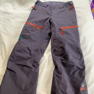 Worn once north face snow pants